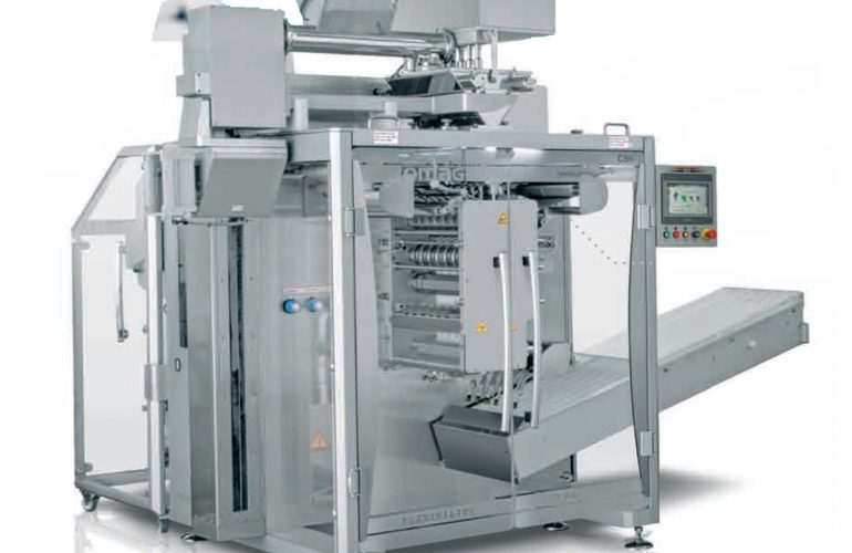 OMAG sachets machine