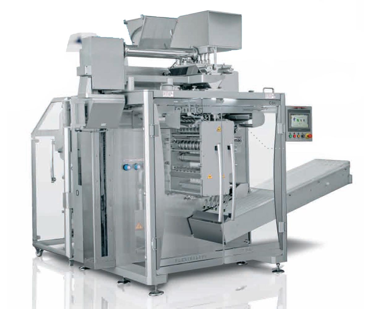 OMAG sachets machine