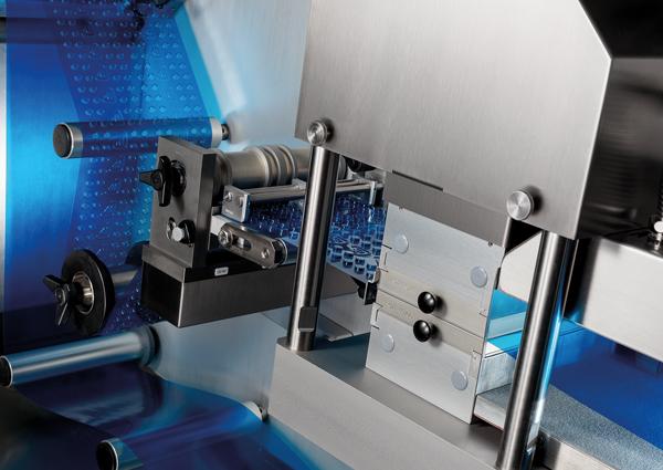 Romaco NOACK 950 machine detail