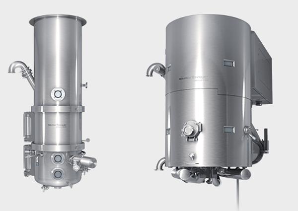 Romaco Innojet machinery
