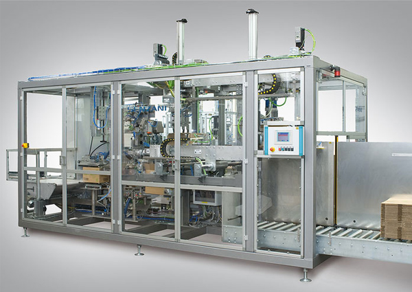 Senzani machine