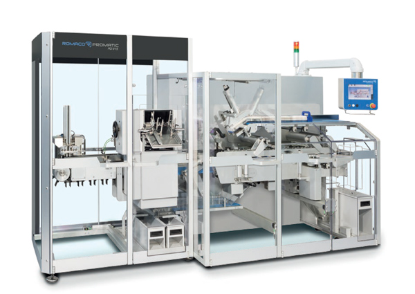 Romaco Promatic machine
