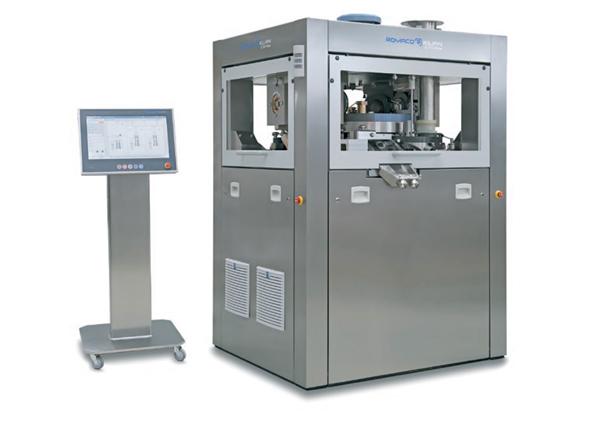 Romaco Kilian machine